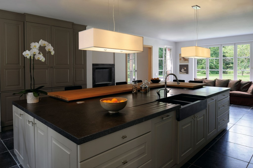 Benefits of granite kitchen countertops